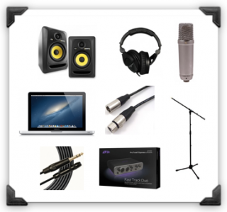 An Overview Of A Home Theater Design together with Roland Aira Mx 1 Mix Performer together with 556467 4 likewise Home Studio Furniture1 also plete Acoustic Setup. on recording studio setup diagram